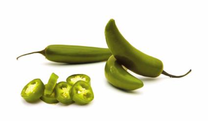 Papryka jalapeno zielona, konserwowa, krojona Food Garden 3000 g