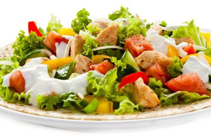 Kebab drobiowy bez skóry Food Garden