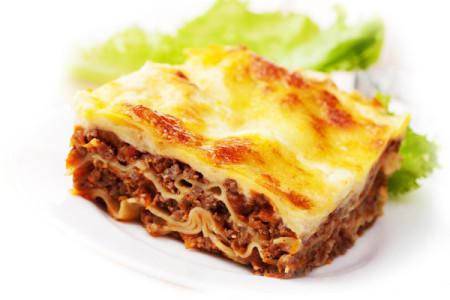 Lasagne z mięsem Food Garden 15 szt.