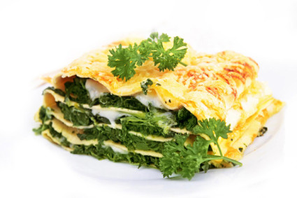 Lasagne ze szpinakiem Food Garden 15 szt.