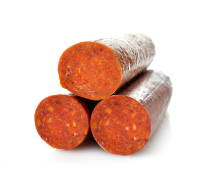 Salami pepperoni Food Garden 1 kg