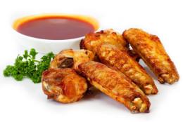 Skrzydełka hot & spicy Food Garden